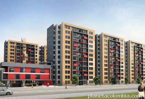 Fotos de arriendo apartamento nuevo bogot alsacia for Apartamentos nuevos en bogota