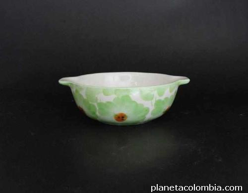 fotos de cazuelas ceramicas esmaltarte en santa fe de